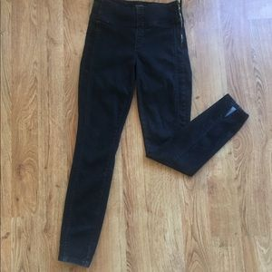 High rise Guess jeggings